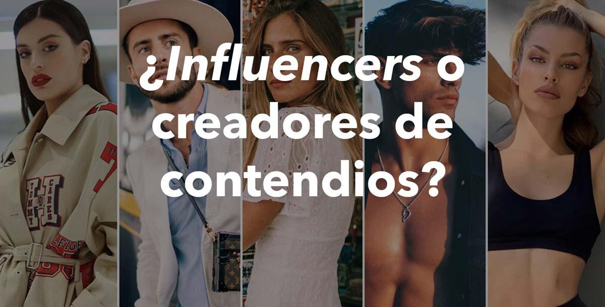 thelab - influencers o creadores de contenidos