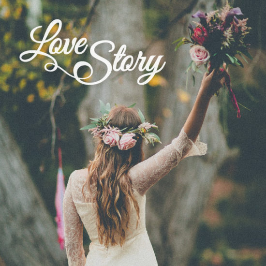 thelab - cartel feria boda love story fair 2017
